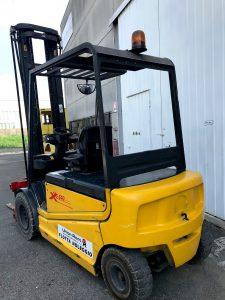 OM XE 40 - Carreli usati - Romagna Macchine