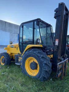 JCB 926-4 - Carreli usati - Romagna Macchine
