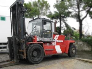 KALMAR DCD 16-1200 - Carreli usati - Romagna Macchine