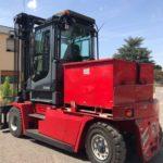 LINDE ECG 80-9 2637 Carrelli usati - Romagna Macchine