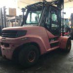 LINDE H80D/01/1100 2647 Carrelli usati - Romagna Macchine
