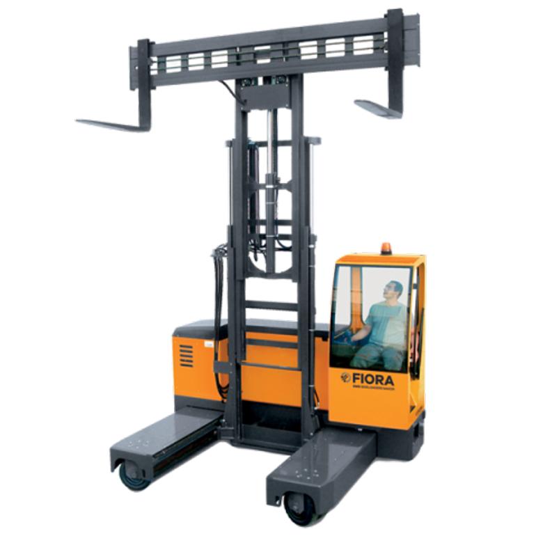Carrello Elevatore laterale multidirezionale FIORA Serie S-SE BIG