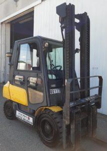 OM XD 30 YAN - Carreli usati - Romagna Macchine