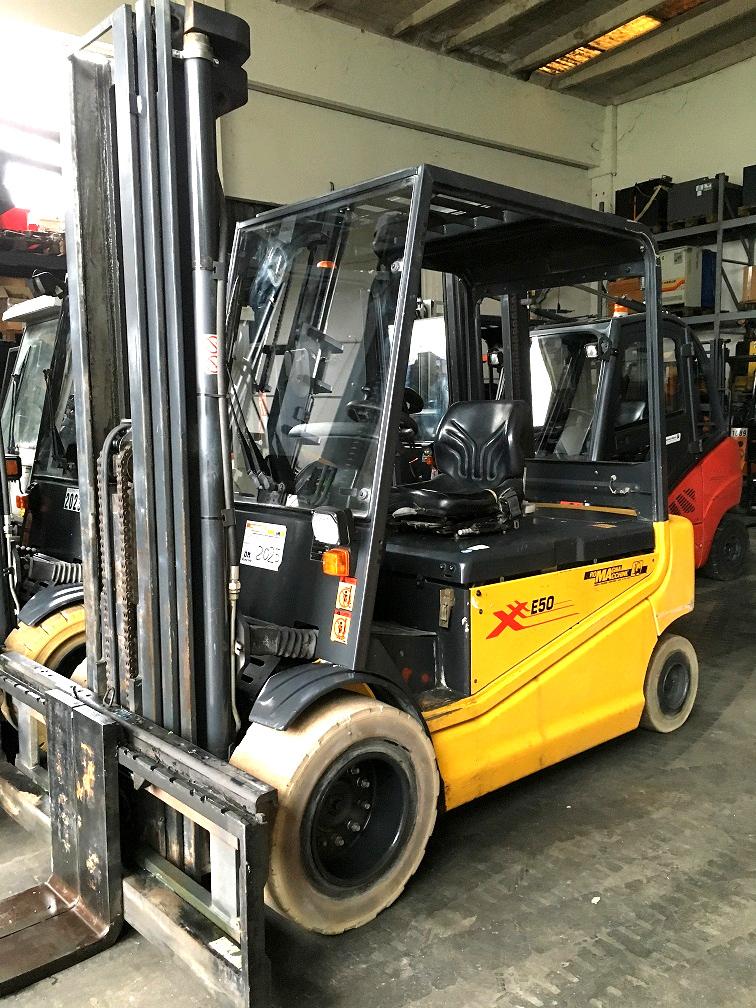 OM XE 50 U0273 Carrelli usati - Romagna Macchine